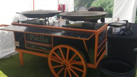 Paella catering for weddings birthday partys corporate catering