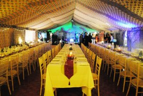Full Planning & Management for an Arabian 21st party