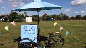 Ice Cream Cart Surrey