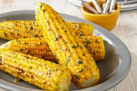 Jamaican Delights Corn on the cob