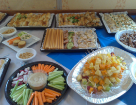 D Evans Catering Services