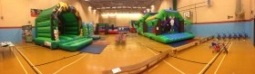 The Bounce Department Inflatable Play Centres in Hampshire