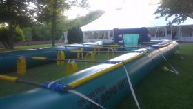 Large Inflatable fun hire