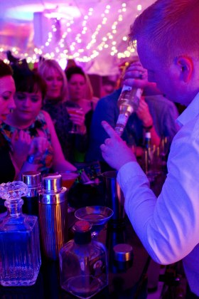 Bespoke cocktail and mobile bar events in Hampshire