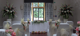 Wedding Ceremony at Foxhill Manor