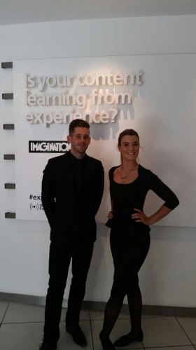 Event Team at Imagination Gallery