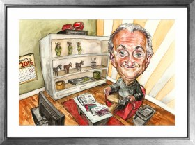 Gift caricatures