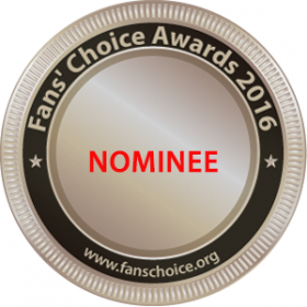 Fans' Choice Award Nominee 2016