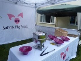 Suffolk Pig Roast