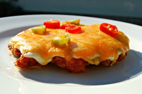 ParmStar - Hot Shot Parmo