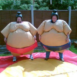 Sumo Suits in Shrewsbury and Shropshire