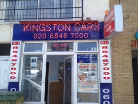 Kingston Taxi