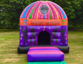 Disco dome hire St Helens, Warrington, Widnes, Wigan, Leigh and more!