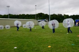 Bubble Football Northern Ireland