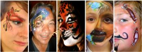 JuliaArts Face Painting S63