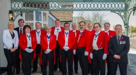 Wedding planners & Toastmaster