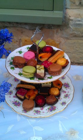 high tea West Midlands