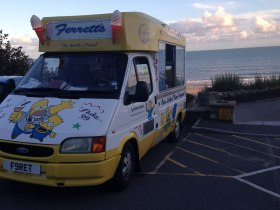 Ice Cream Van Hire in Bournemouth, Poole and surrounding areas