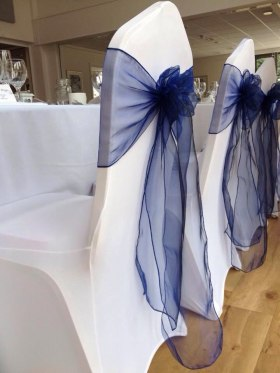hire wedding chair covers