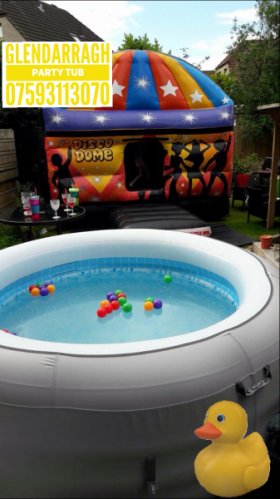 Hot Tub Party Packages