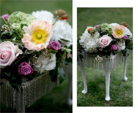 Wedding Flowers Styling