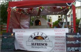 Pizza Alfresco
