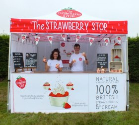 Strawberry Stop Bar