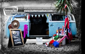 VW Camper Photo booth in London, Surrey, Kent