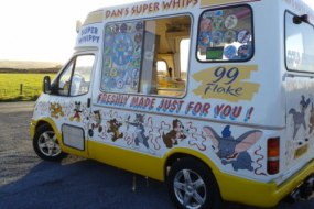 Giorgios Super Whippy ice cream vans