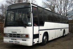 57 seater coach from glasgow coach drivers