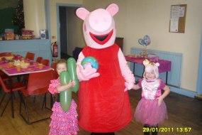 Magical Mascot Partys