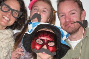 Canny Camera Photo Booth Hire at wedding parties provides great fun