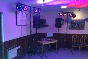 Lighting Hire, DJ Hire, Speaker Hire, Sound Hire, Bedfordshire, Party Hire
