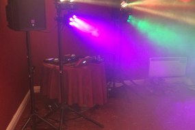 Party Hire, Party Equipment Hire, Lighting Hire, Speaker Hire, PA Hire, Disco Hire, Bedfordshire, Smoke Machine