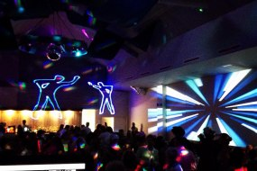 Milligan Visuals & Laser Show Hire