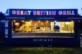 Burger van hire in Kent, London, Surrey, Sussex, Essex, Berkshire and Hampshire