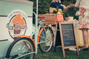 The Wheely Nice Ice Cream Tricycle