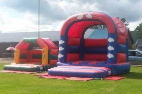 Absolutely Inflatables Bouncy Castle and Hot Tub Hire