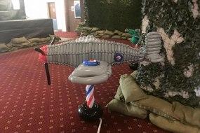 balloon plane for the RAF
