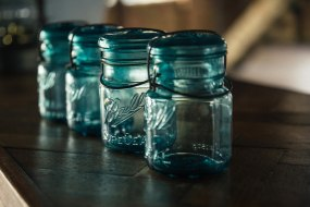 Ball Glass Jars from Chicago!