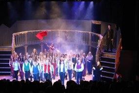 Theatre Lighting, Lighting Design, Theatre Technician, Redborne Upper School