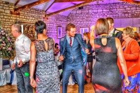 Fab Discos Wedding