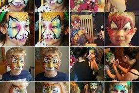 Tiny Circus - Face Painting