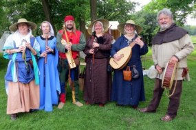 Maranella at Tatton Old Hall Medieval Fayre June 2014