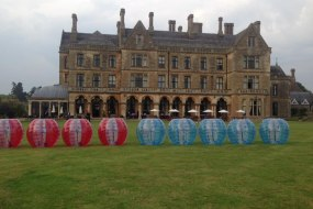 Midlands Bubble Football & Combat Archery Events