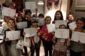 Non-Alcoholic children birthday party making masterclass