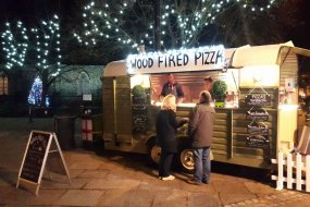Artisan Street Food Wood Fired Pizza