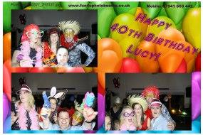 Party Photobooth hire Sutton Surrey