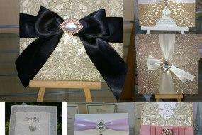Glitter/Lace/Lasercut Wedding Invitations