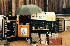 The Allotment Horse Box Vintage Conversion